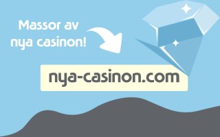 Nya casinon