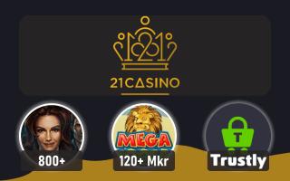Spela på 21 Casino