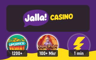 Spela på Jalla Casino