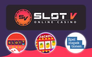 Spela på SlotV Casino