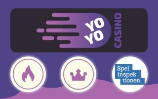 Spela på YoYo Casino