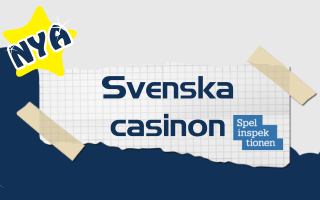 Nya Svenska casinon